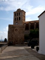 Cathedral - Ibiza Town