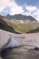 Montafon Mountains, Austria