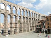 Segovia, Roman aquaduct