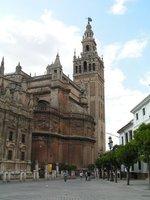 Sevilla - Giralda tower