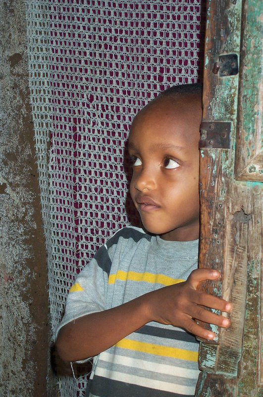 Burundi Child