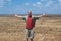 Me in Northern Kenya