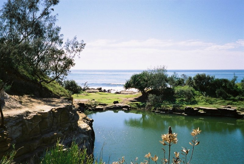 Angourie Pool, Angourie, NSW