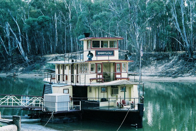 Emmylou, Port of Echuca, Victoria