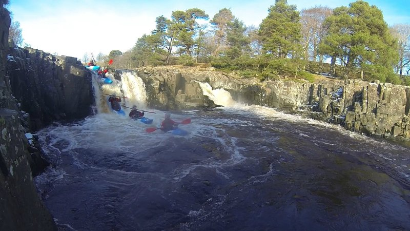 Low force sequence shot