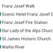 Franz Josef Walk Legend