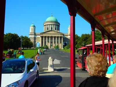 St. Adalbert Kathedrale in Esztergom