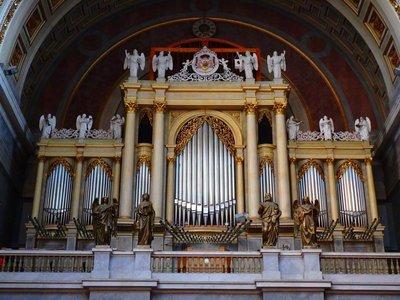 Drittgrößte Orgel Europas