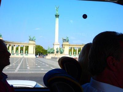 Heldenplatz, Budapest