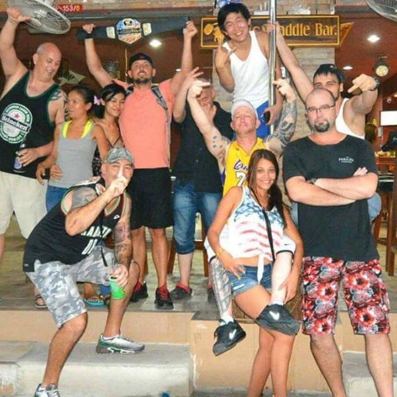 Gang Front Bar