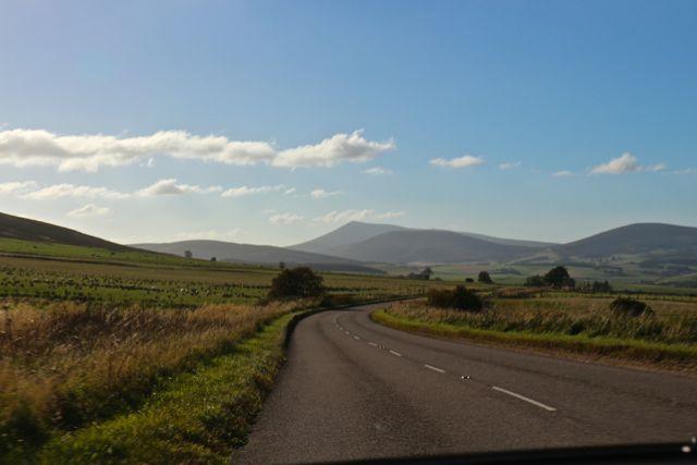 Aberdeen-Inverness drive