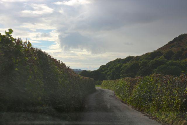 Hardknott Pass Road 6