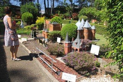 Dutch miniature village