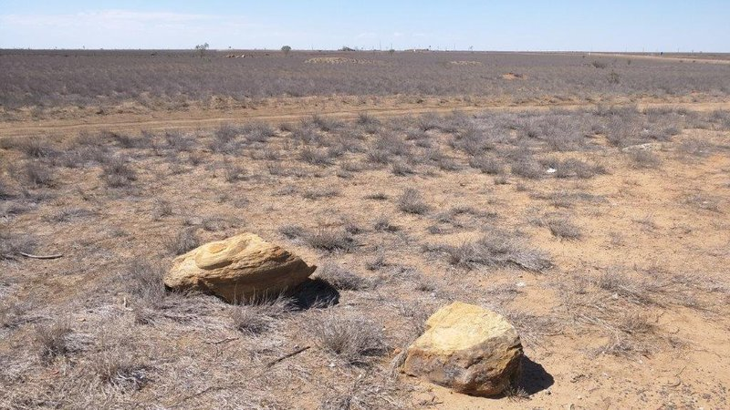 5 years of drought outside Longreach