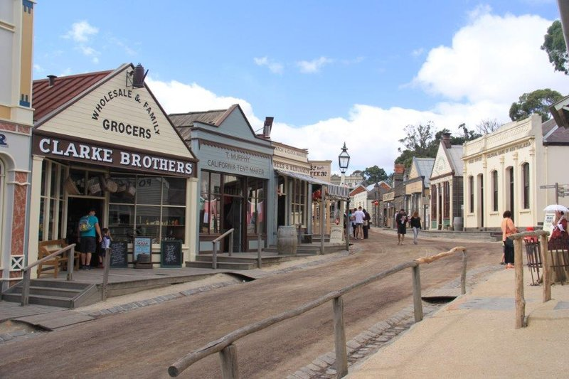 Sovereign Hill more main street