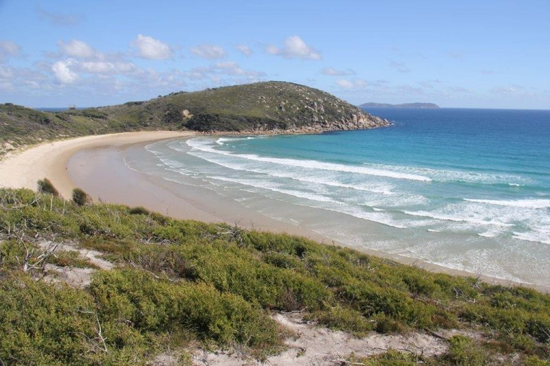Beautiful bays in Wilson's Promontory