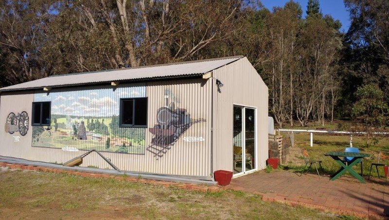 Camp kitchen in Quinninup