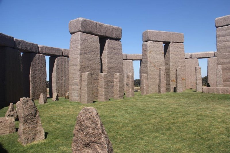 Esperance Stonehenge up to 8m high