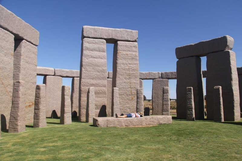 Esperance Stonehenge sacrifice is ready