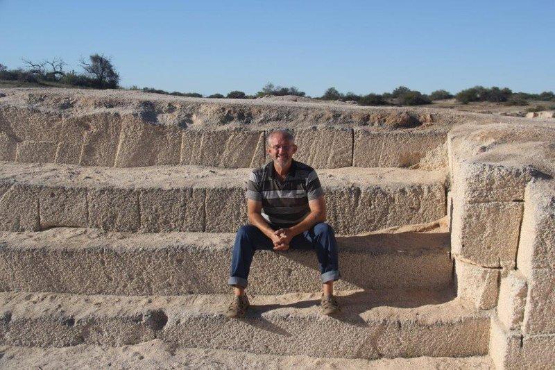 Hamelin Pool shell brick quarry