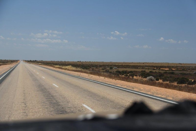 Hard core Nullarbor where the trees end