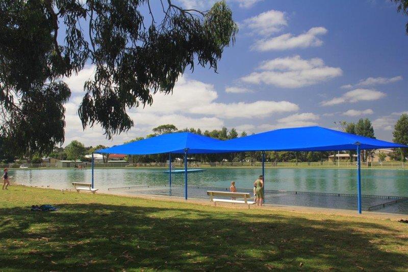 Lake like swimming pool in Millicent