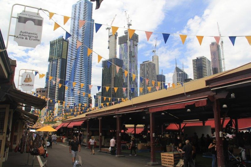 Melbourne and Victoria Markets