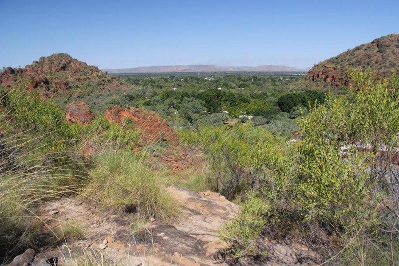 Mirima Nat Park view of Kununurra