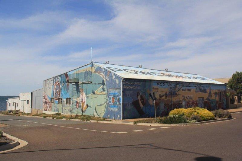 Museum in Streaky Bay