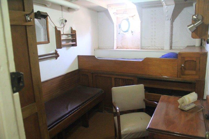 Officer's cabin