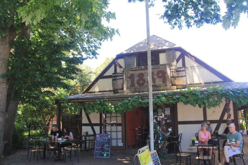 One of the oldest buildings in Hahndorf