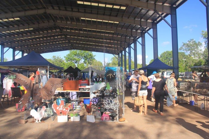 Saturday markets