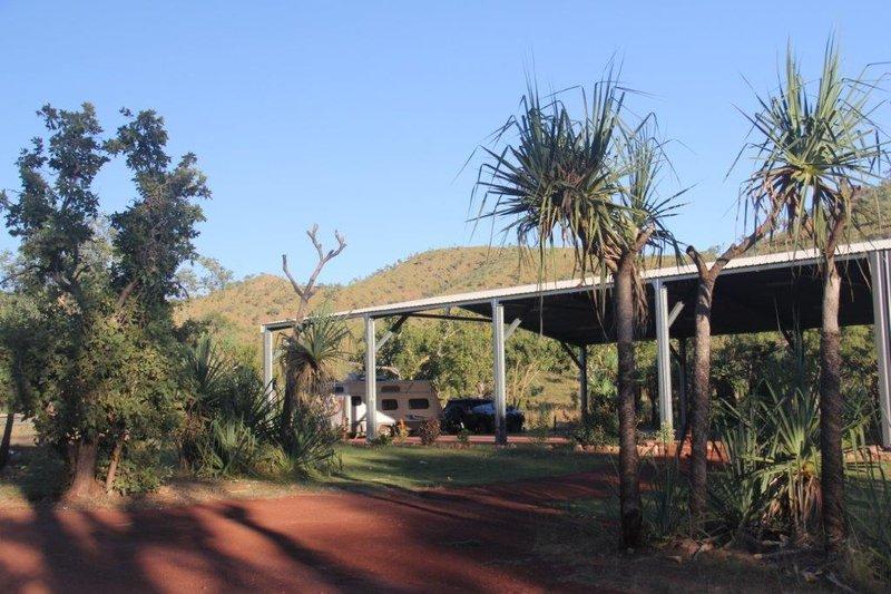 Sleeping over in Wuggubun Aboriginal Community