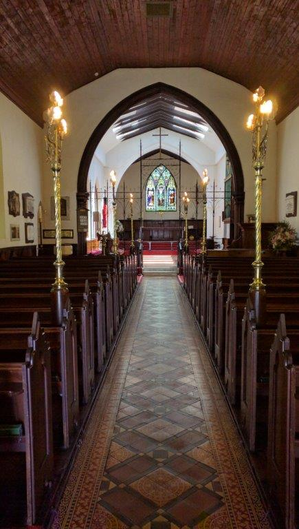 St John oldest consecrated church in WA