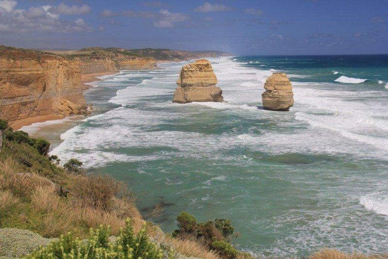 Twelve Apostles looking east