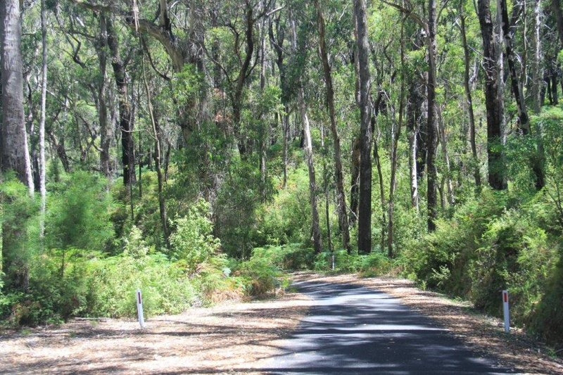 Typical drives in the Grampians