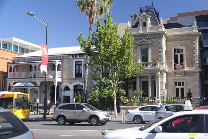 Typical old building in Adelaide