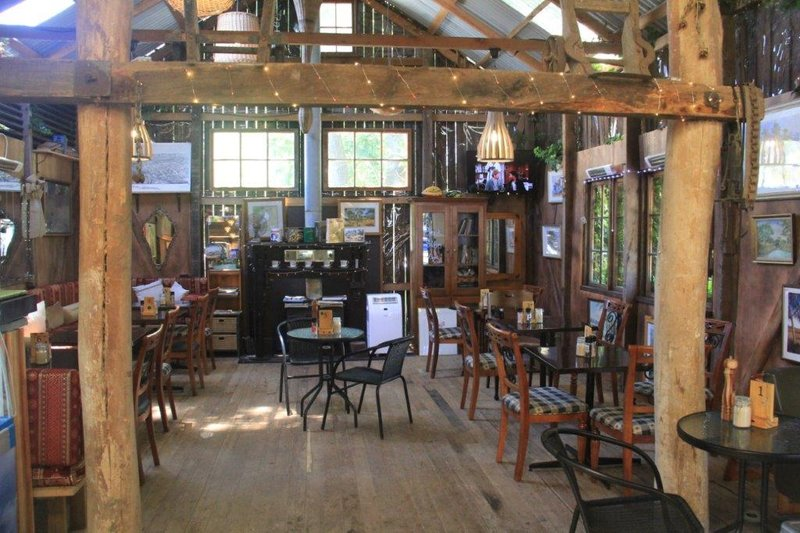 Typical restaurant in Hahndorf