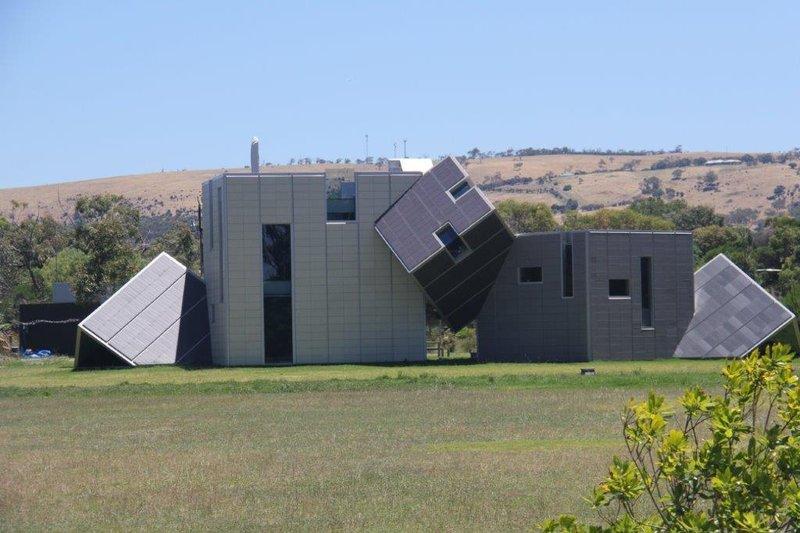 Unique house in Port Elliot