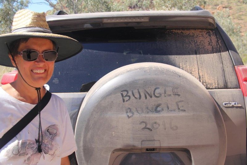 We did the Bungle Bungles