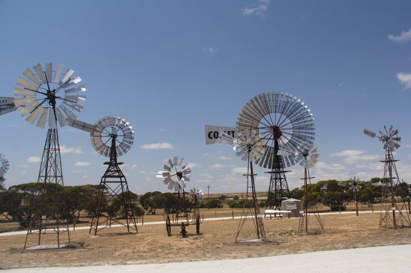 Windmill museum in Penong