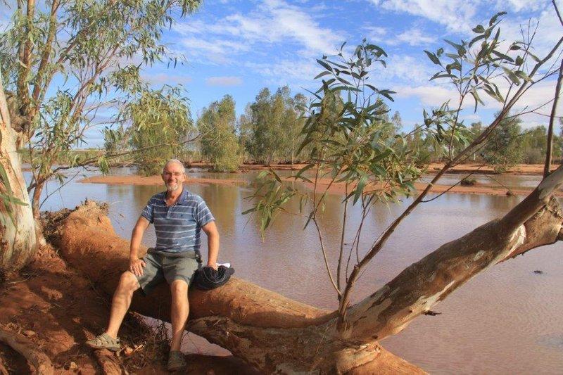 Yannarie River free camp