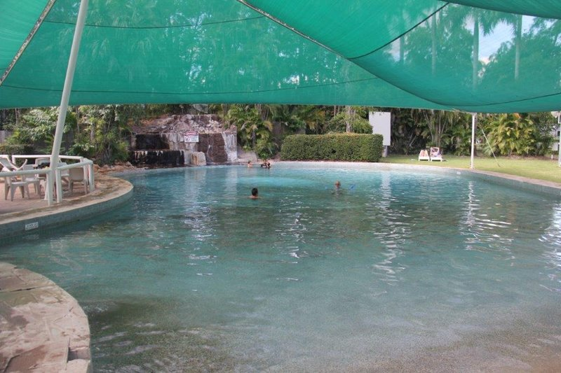 pool in Jabiru Caravan Park