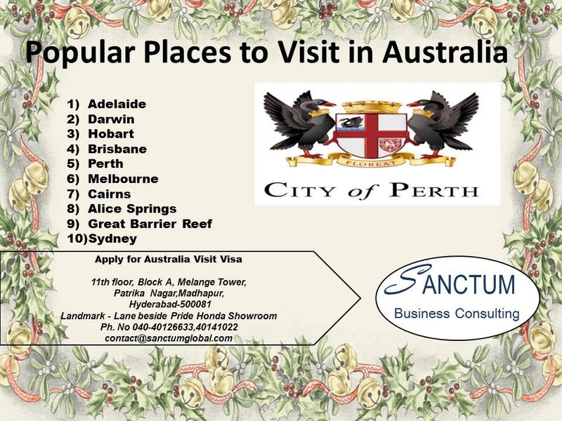 AUSTRALIA Tourist places