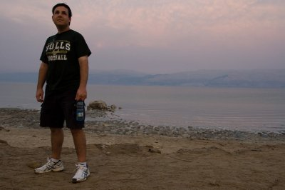 Me Dead Sea Day 1