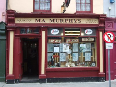 Ma Murphy's Pub in Bantry, Co Cork, Ireland.
