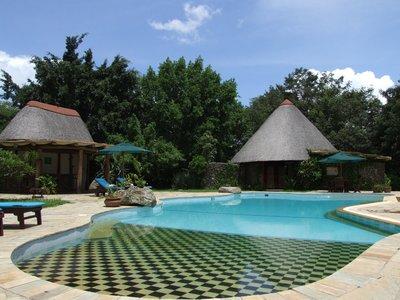 Rusinga Island Lodge, Lake Victoria, East Africa.
