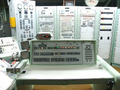 Titan Missile Control