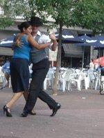 Tango in Plaza Dorrego
