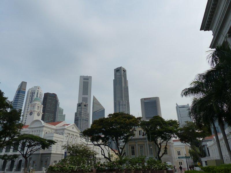 Parliament area